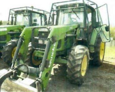 Do 15.6.2020 Výběrové řízení na prodej traktoru Johne Deere 6230. Min. kupní cena 724.790 Kč, ➡️ ID715427