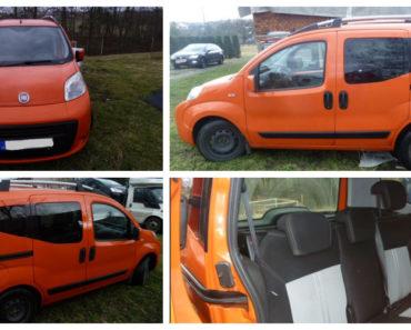 15.6.2020 Aukce automobilu Fiat Fiorino Qubo 1.4. Vyvolávací cena 25.000 Kč, ➡️ ID712541