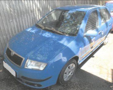 Do 5.6.2020 Výběrové řízení na prodej automobilu Škoda Fabia. Min. kupní cena 5.000 Kč, ➡️ ID715074