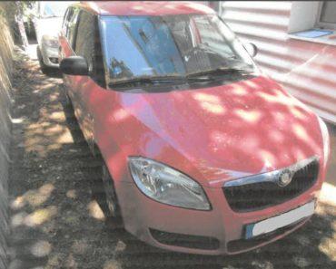 Do 5.6.2020 Výběrové řízení na prodej automobilu Škoda Fabia. Min. kupní cena 11.000 Kč, ➡️ ID715097