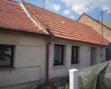 16.07.2020 Dražba Domy - RD v obci Prace, okr. Brno - venkov. Tato nemovitost leží v okrese Brno-venkov. Vyvolávací cena 1.200.000 Kč, (ID: 715272)