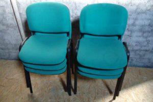 Do 25.6.2020 Aukce nábytku (Židle). Vyvolávací cena 1.140 Kč, ➡️ ID716282