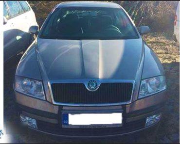 Zisková Dražba Škoda Octavia – vydraženo jen za: 56.000 Kč
