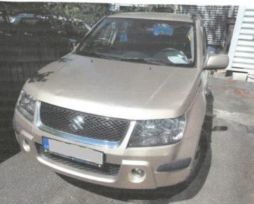 Do 5.6.2020 Výběrové řízení na prodej automobilu Suzuki Grand Vitara. Min. kupní cena 42.000 Kč, ➡️ ID715143