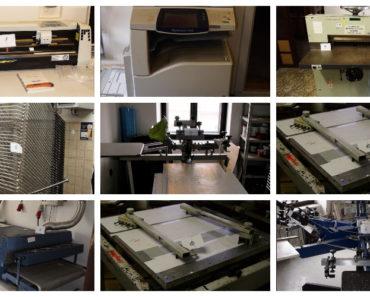 27.5.2020 Aukce stroje (Tiskařské zařízení). Vyvolávací cena 41.000 Kč, ➡️ ID714186