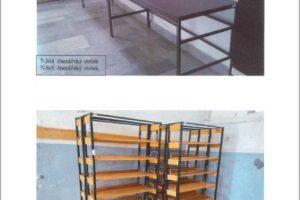 Do 1.6.2020 Výběrové řízení na prodej nábytku (Soubor kancelářského nábytku). Min. kupní cena 700 Kč, ➡️ ID714214