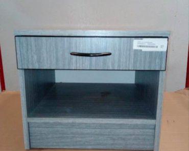 Do 7.6.2020 Aukce nábytku (Stůl noční). Vyvolávací cena 200 Kč, ➡️ ID714499