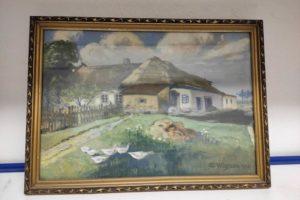 Do 22.6.2020 Aukce umění (Obrazy). Vyvolávací cena 1.500 Kč, ➡️ ID715131
