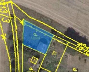 1.7.2020 Dražba nemovitosti (Pozemek o velikosti 346 m2, Jazovice). Vyvolávací cena 413.333 Kč, ➡ ID715090