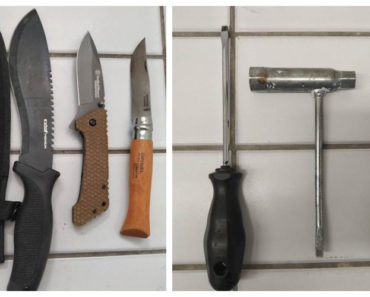 Do 16.6.2020 Aukce ostatních movitých věcí (Nářadí a nože). Vyvolávací cena 120 Kč, ➡️ ID714177