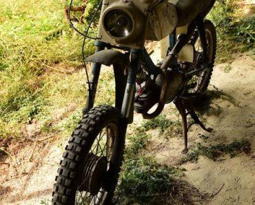 Do 19.7.2020 Aukce motocyklu Jawa Pionýr 50 cross. Vyvolávací cena 4.000 Kč, ➡️ ID725552
