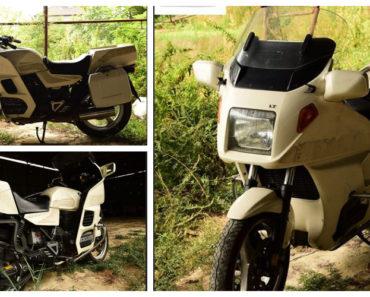 Do 16.7.2020 Aukce motocyklu BMW K 1100 LT. Vyvolávací cena 25.000 Kč, ➡️ ID719708