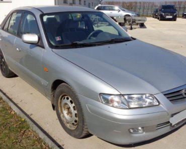 Zisková Dražba Mazda 626 – vydraženo jen za: NEVYDRAŽENO Kč