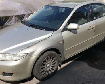 Do 14.8.2020 Výběrové řízení na prodej automobilu Mazda 6. Min. kupní cena Nejvyšší nabídce Kč, ➡️ ID733508