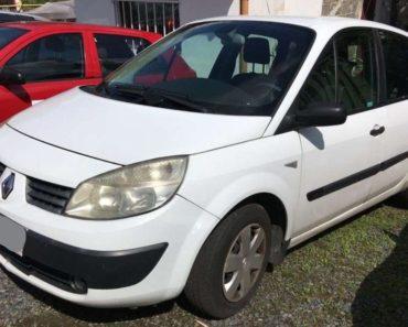 Do 14.8.2020 Výběrové řízení na prodej automobilu Renault Megane Scenic. Min. kupní cena Nejvyšší nabídce Kč, ➡️ ID733524