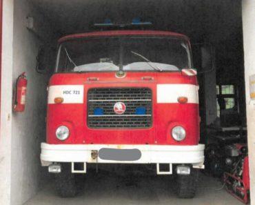Do 20.8.2020 Výběrové řízení na prodej vozidla - hasičského Škoda. Min. kupní cena 45.000 Kč, ➡️ ID731227