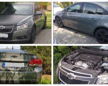 Do 13.8.2020 Výběrové řízení na prodej automobilu Chevrolet Cruze LT 2.0 VCDi. Min. kupní cena 50.000 Kč, ➡️ ID735388