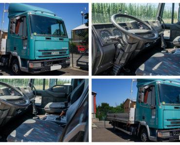 17.7.2020 Dražba nákladního automobilu Iveco ML 75. Vyvolávací cena 25.000 Kč, ➡️ ID729542