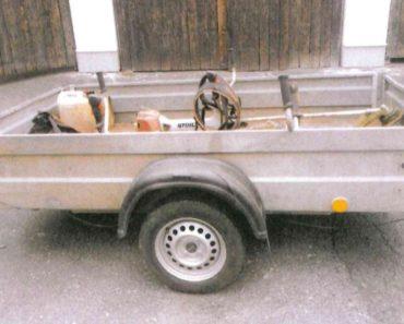 Do 12.8.2020 Výběrové řízení na prodej přívěsu - nákladní. Min. kupní cena 4.000 Kč, ➡️ ID735051