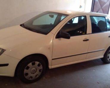 Do 27.7.2020 Aukce automobilu Škoda Fabia Combi. Vyvolávací cena 35.600 Kč, ➡️ ID729571