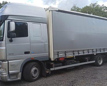 Do 15.8.2020 Aukce nákladního automobilu DAF XF105. Vyvolávací cena 600.000 Kč, ➡️ ID730827