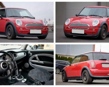 17.7.2020 Dražba automobilu Mini One. Vyvolávací cena 15.000 Kč, ➡️ ID729158