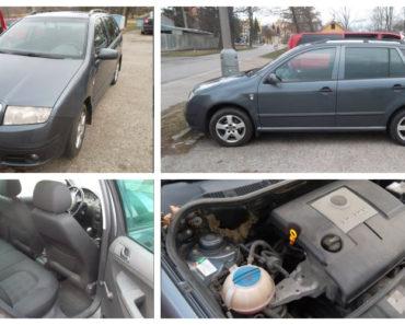 31.7.2020 Dražba automobilu Škoda Fabia 1.2 HTP. Vyvolávací cena 25.000 Kč, ➡️ ID729691