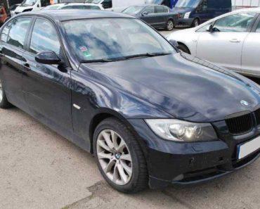 Do 22.7.2020 Aukce automobilu BMW 318i. Vyvolávací cena 63.000 Kč, ➡️ ID730145
