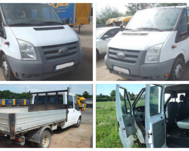 30.7.2020 Dražba nákladního automobilu Ford Transit 350L. Vyvolávací cena 74.000 Kč, ➡️ ID729703