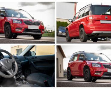 17.7.2020 Dražba automobilu Škoda Yeti. Vyvolávací cena 70.000 Kč, ➡️ ID729514