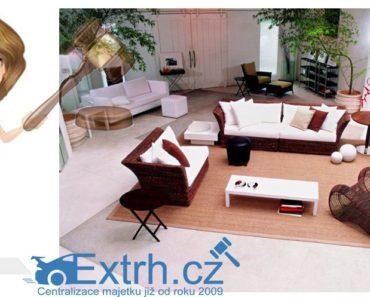 5.8.2020 Dražba nábytku (Soubor různých věcí). Vyvolávací cena 3.000 Kč, ➡️ ID729099