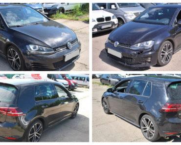 5.9.2020 Dražba automobilu Volkswagen Golf. Vyvolávací cena 190.000 Kč, ➡️ ID736114