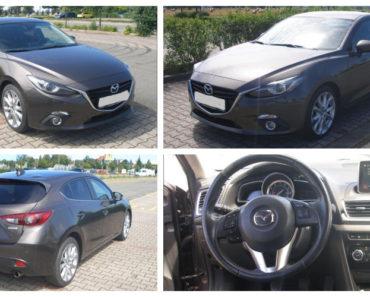 3.9.2020 Aukce automobilu Mazda 3 Skyactiv 2.0. Vyvolávací cena 50.000 Kč, ➡️ ID738061