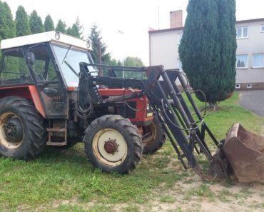 Do 31.8.2020 Výběrové řízení na prodej traktoru Zetor 6245. Min. kupní cena Nejvyšší nabídce Kč, ➡️ ID735893