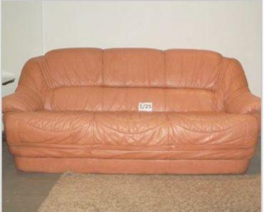 9.9.2020 Dražba nábytku (Sedací souprava). Vyvolávací cena 2.000 Kč, ➡️ ID738309