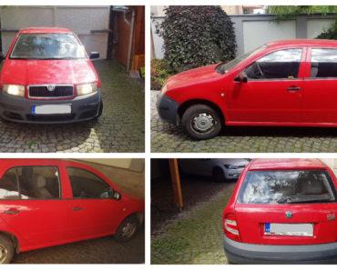 9.9.2020 Dražba automobilu Škoda Fabia 1.2. Vyvolávací cena 15.000 Kč, ➡️ ID739545