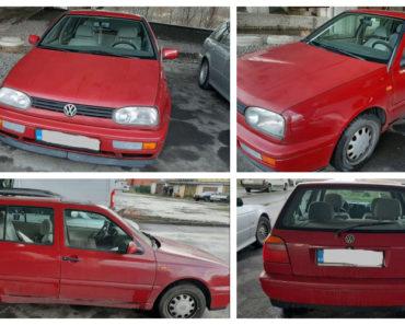 Do 30.8.2020 Výběrové řízení na prodej automobilu Volkswagen Golf. Min. kupní cena 20.000 Kč, ➡️ ID737540