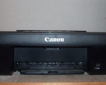 5.8.2020 Dražba elektroniky (Multifunkční zařízení CANON Pixma MG2950). Vyvolávací cena 167 Kč, ➡️ ID735995
