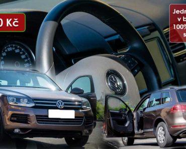 21.8.2020 Dražba automobilu VW Touareg. Vyvolávací cena 90.000 Kč, ➡️ ID738373