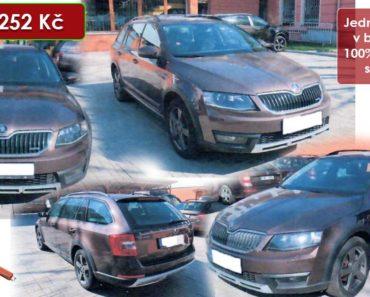 Do 17.8.2020 Výběrové řízení na prodej automobilu Škoda Octavia Combi 2.0 TDI Scout. Min. kupní cena 220.252 Kč, ➡️ ID736237
