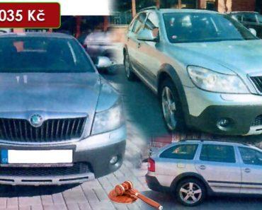 Do 17.8.2020 Výběrové řízení na prodej automobilu Škoda Octavia Combi 2.0 TDI Scout. Min. kupní cena 121.035 Kč, ➡️ ID736272