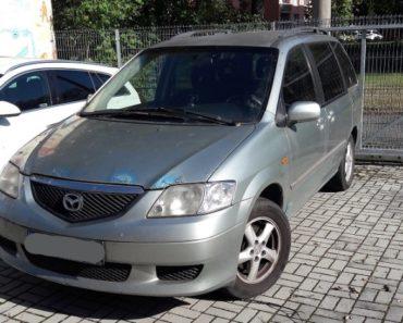 20.10.2020 Dražba automobilu Mazda. Vyvolávací cena 5.000 Kč, ➡️ ID750623