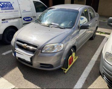 13.10.2020 Dražba automobilu Chevrolet Aveo 1.4i. Vyvolávací cena 20.000 Kč, ➡️ ID748070