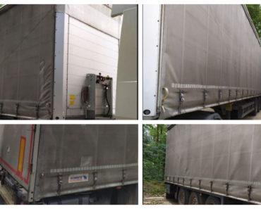 29.10.2020 Dražba návěsu Schmitz Cargobull. Vyvolávací cena 40.000 Kč, ➡️ ID751676