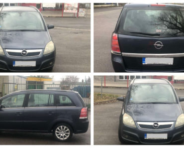 Do 31.10.2020 Výběrové řízení na prodej automobilu Opel Zafira 1.9 CDTI. Min. kupní cena 25.000 Kč, ➡️ ID744274