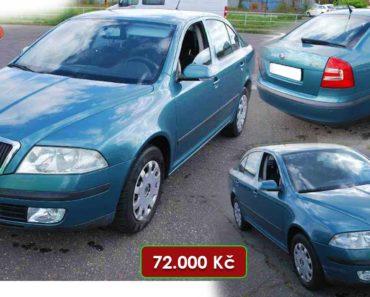 3.10.2020 Aukce automobilu Škoda Octavia II. 1,6i Ambiente. Vyvolávací cena 72.000 Kč, ➡️ ID753424