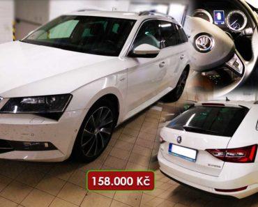 Do 24.9.2020 Aukce automobilu Škoda Superb Combi 2.0 TDi L&K. Vyvolávací cena 158.000 Kč, ➡️ ID751188