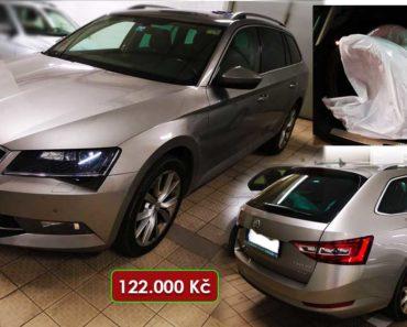 Do 24.9.2020 Aukce automobilu Škoda Superb Combi 2.0 TDi 4x4. Vyvolávací cena 122.000 Kč, ➡️ ID751172
