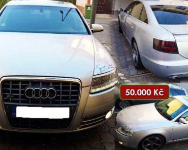 3.11.2020 Dražba automobilu Audi A6 3.0 TDI. Vyvolávací cena 50.000 Kč, ➡️ ID750944