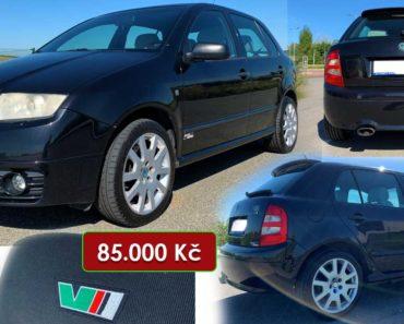 22.10.2020 Dražba automobilu Škoda Fabia. Vyvolávací cena 85.000 Kč, ➡️ ID751359